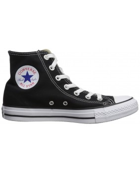 CONVERSE CHUCK TAYLOR ALL STAR CORE HI nero sneakers alte unisex all star