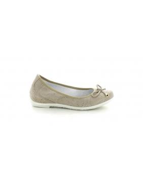 IGI&CO 1137122 ballerine scarpe donna in pelle beige