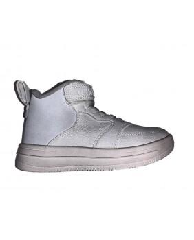 PRIMIGI 4463500 scarpe sneakers alte junoir con LUCI personalizzate da App e presa USB