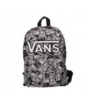 VANS NEW SKOOL BACK backpack zaino scuola tempo libero unisex