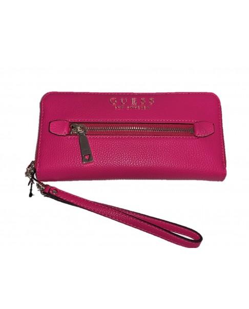 GUESS LIAS VG767046 portafoglio portamonete donna fuxia