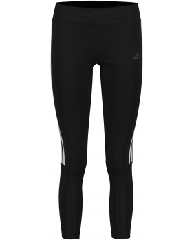 ADIDAS CZ8095 RUN IT TGT W Leggings TERMICO Collant Tights Ladies nero
