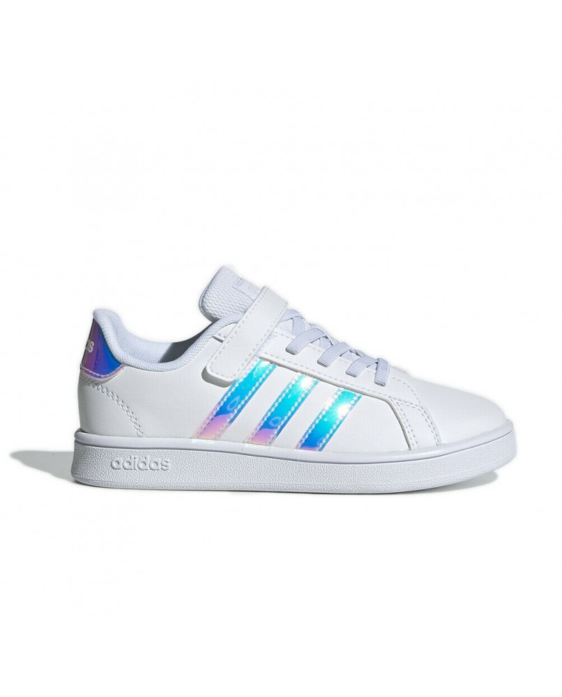 ADIDAS FW1275 GRAND COURT C sneakers scarpe bambina