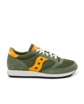 SAUCONY JAZZ ORIGINAL Vintage sneakers unisex verde