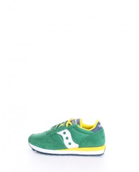 SAUCONY JAZZ Original sneakers unisex verde giallo