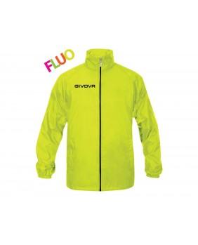 GIVOVA K-Way Rain Jacket giacca pioggia vento