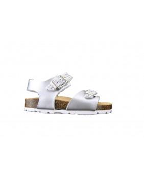 Sandali scarpe bambina bio natural italian style