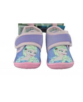 De Fonseca Frozen Elsa pantofole chiuse moppine pianelle primi passi infant