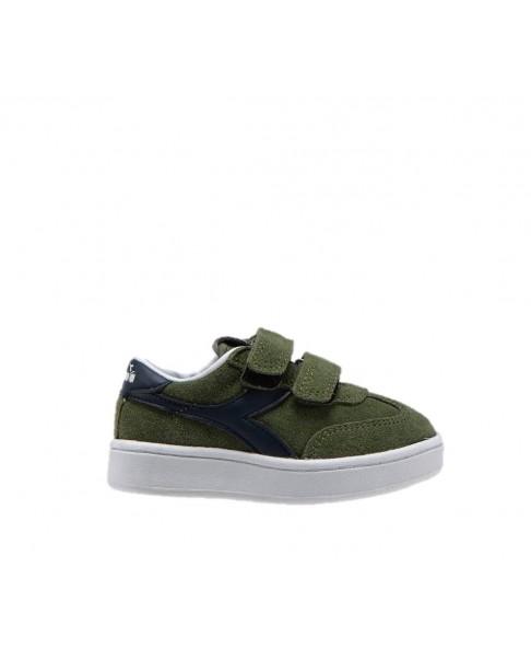 DIADORA FIELD PS sneakers scarpe unisex verde