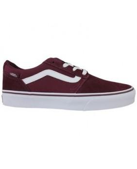 VANS Chapman Stripe sneakers scarpe bordeaux skate