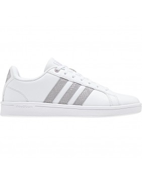 ADIDAS CF ADVANTAGE sneakers cloudfoam pelle donna