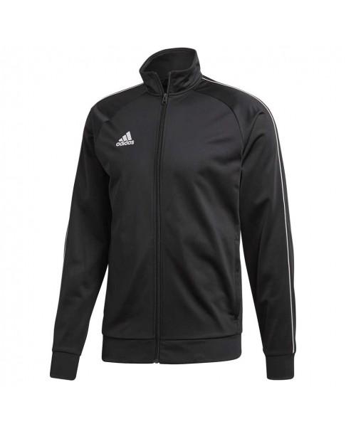 ADIDAS Core 18 jacket felpa maglia con zip giacca unisex