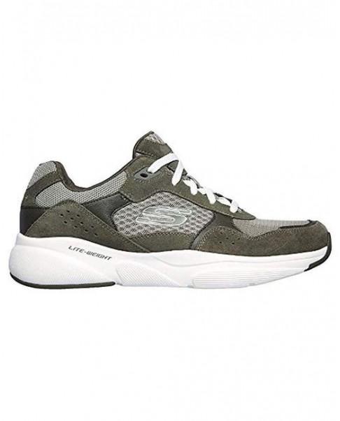 SKECHERS MERIDIAN 52952 sneakers uomo MEMORY FOAM