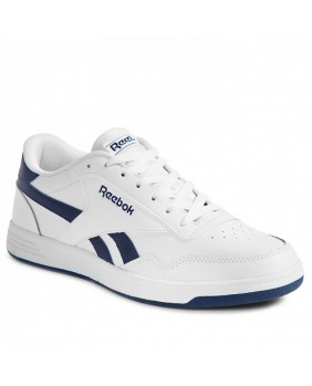 REEBOK Royal Techque T men sneakers scarpe pelle bianco