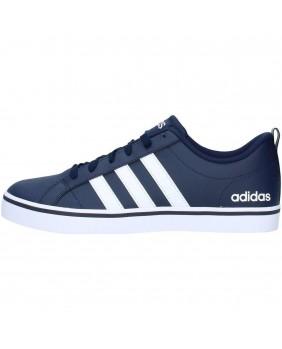 ADIDAS B74493 VS PACE sneakers pelle scarpe blu