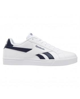 REEBOK Royal Complete 3 low men sneakers scarpe pelle bianco